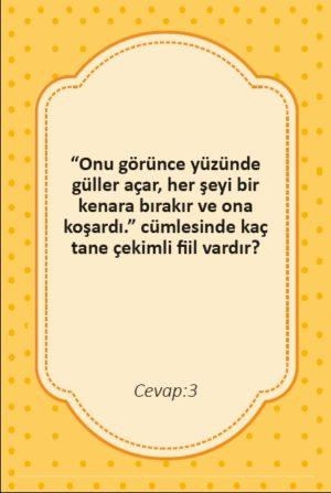 Macera Denizi Türkçe dersi oyunu